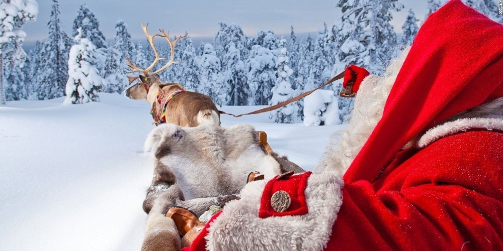 Enchanting Lapland 1 day