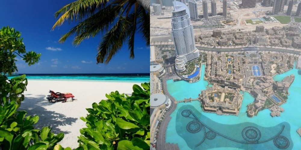 Ultimate 5* Maldives & Dubai